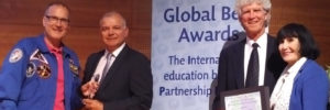 C21 Canada Co-Founders Win Chair's Global Best Partnership Award
