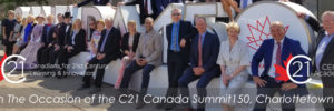 C21 Canada Makes History in PEI – Highlights From Charlottetown